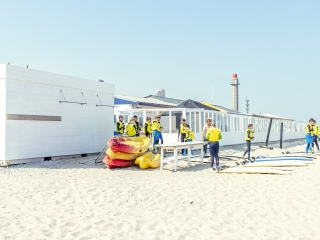 Ostend Sailing Club: Phare East