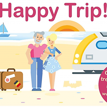 Happy Trip arrangement aan de Kust