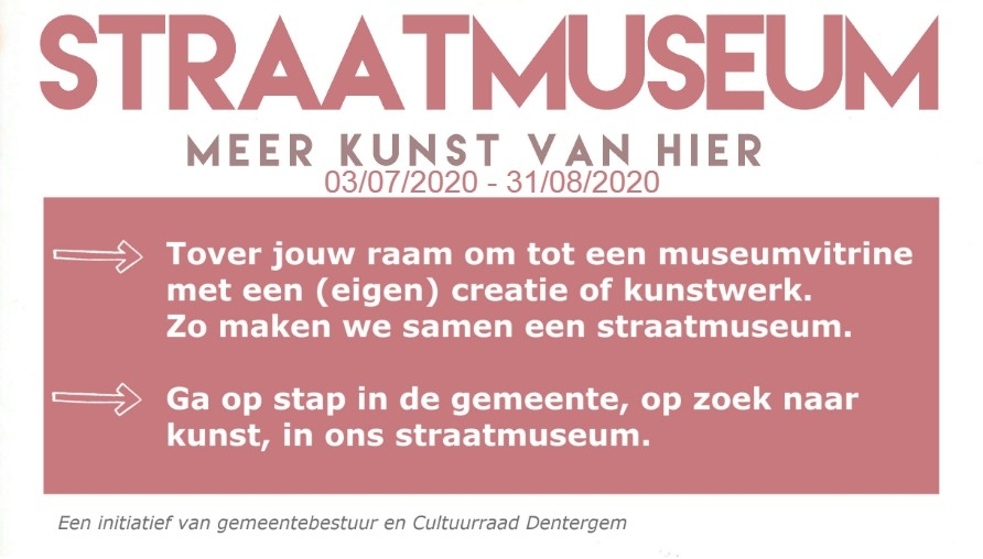 Straatmuseum in Dentergem